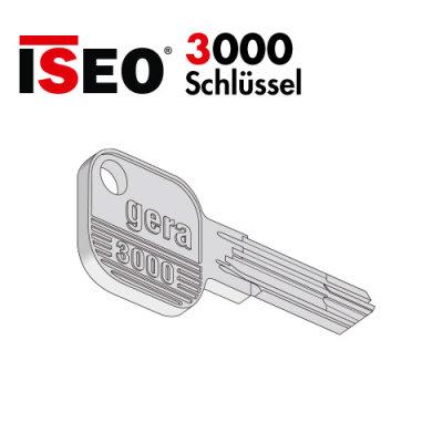 Schlüssel 3000 (HS/GS/GHS)