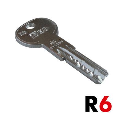 Mehrschlüssel R6