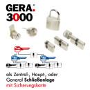 Schließanlage GERA 3000