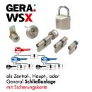 Schließanlage GERA WSX
