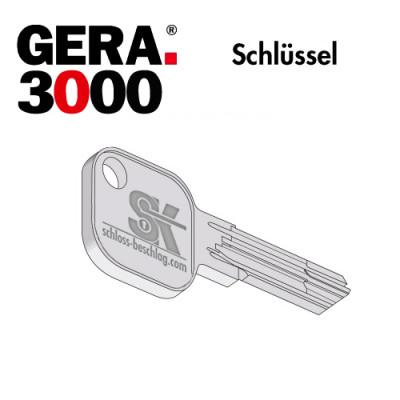 Schlüssel 3000 D14.3