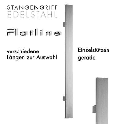 Stangengriff Flatline, gerade