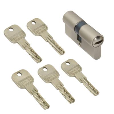 WS 30+40mm Doppelzylinder NGF 5 Schlüssel inkl.