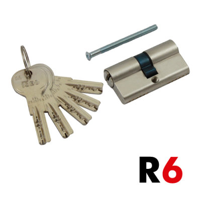 R6 Doppelzylinder 30+70mm NGF