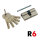 R6 Doppelzylinder 35+35mm NGF