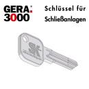 Schlüssel 3000 (GS/HS/GHS)