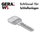 Schlüssel WS (GS/HS/GHS)