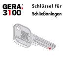 Schlüssel 3100 (GS/HS/GHS)