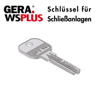 Schlüssel WSPLUS (GS/HS/GHS)
