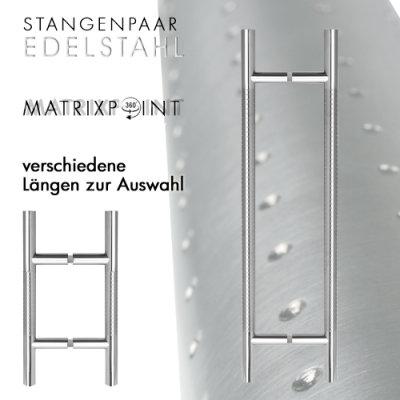 Stangengriffpaar Matrixpoint 360°