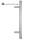Stangengriff Quattro schräg L500/BA300 mm