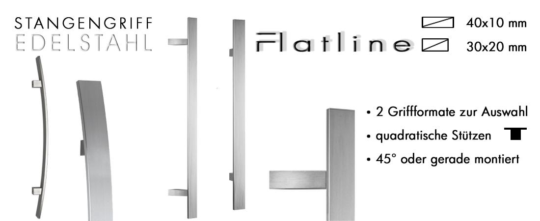 Stangengriffe/Flatline